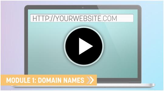 Domain Names - My Blogging Empire drop shipping course