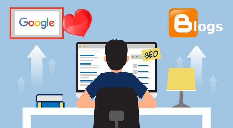 Google Loves Blogs My Blogging Empire natural SEO