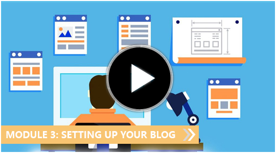 Installing and setting up your Blog - My Blogging Empire