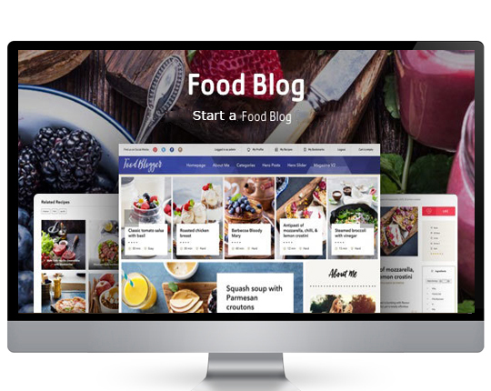 Learn how to start a food Blog step by step