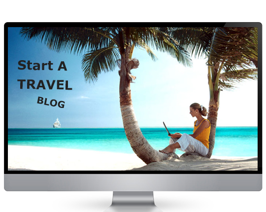 Learn exactly how to start a travel blog with us